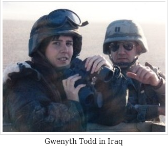 154 Gwenyth Todd Iraq Screenshot Top 4 Execuses for Iran War   2007 WW3 Attempt