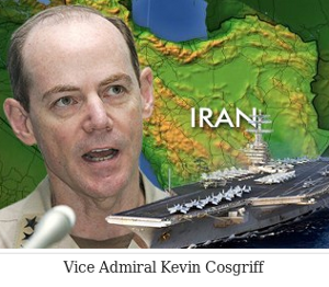 154 Vice Admiral Kevin Cosgriff Screenshot Top 4 Execuses for Iran War   2007 WW3 Attempt