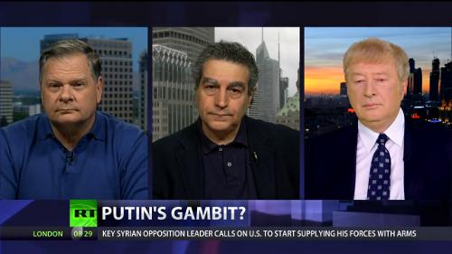 Putin's Gambit?